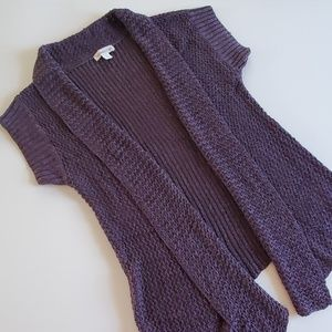 Coldwater Creek cardigan size 4